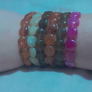 💛BOGO💛 Beaded Stretch Bracelets